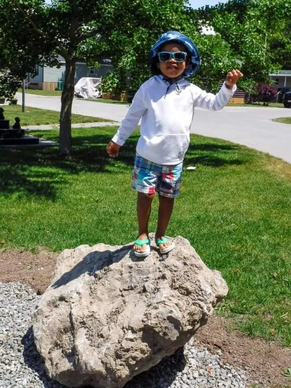 Make Vacay Matter More with Stays at Sherkston Shores! — Preschooler Being a Preschooler But We Still Love Him