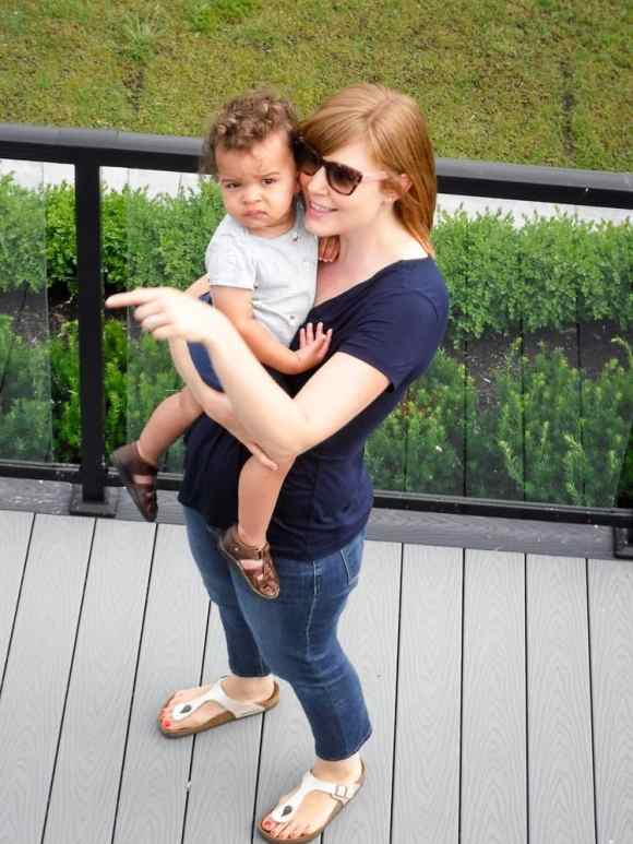 Make Vacay Matter More with Stays at Sherkston Shores! — Sarah and Our Toddler Checking out Real Estate