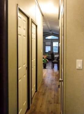 Make Vacay Matter More with Stays at Sherkston Shores! — The Premium Rental Cottage Hallway