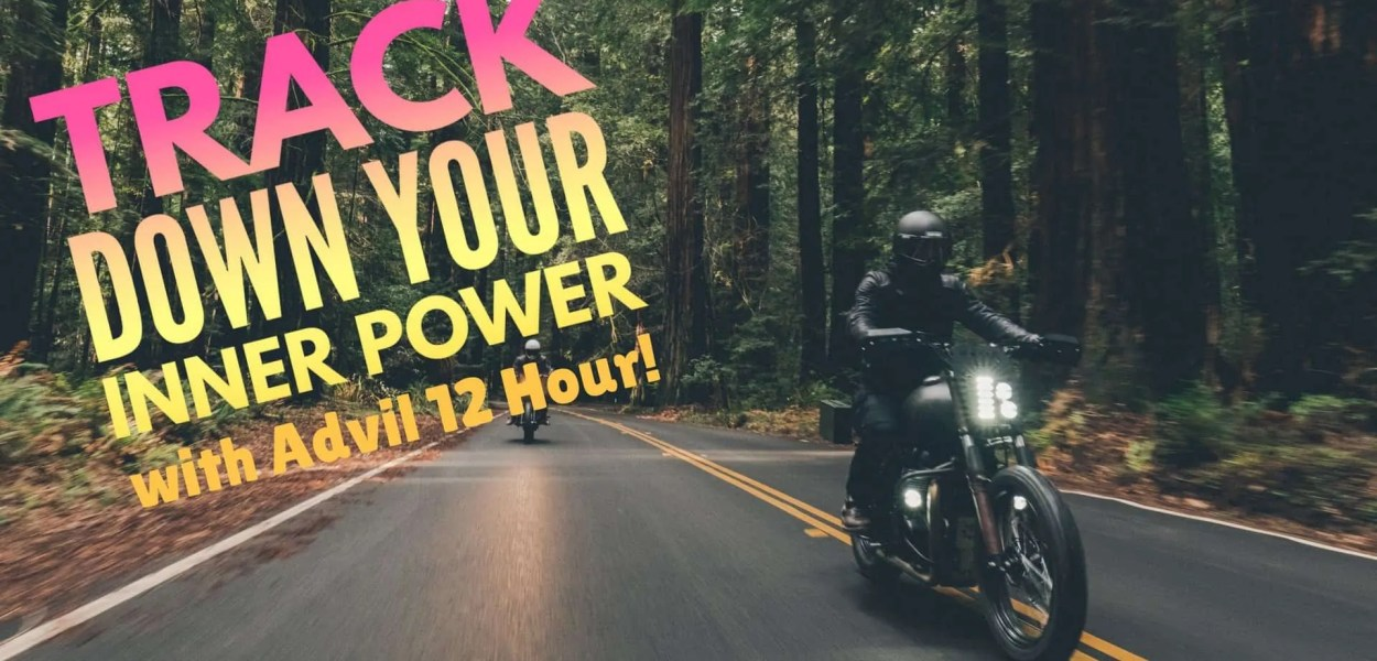 Track Down Your Inner Power with Advil 12 Hour! (Featured Image)