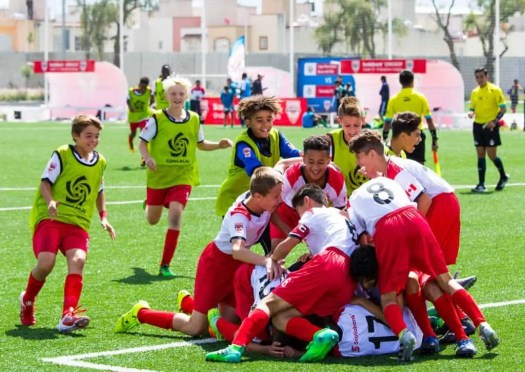 What it Means to be a Champion — My Experience at the 2017 Scotiabank CONCACAF Champions League Under 13 Fútbol Tournament — Police FC at the Toronto FC Semi-Final