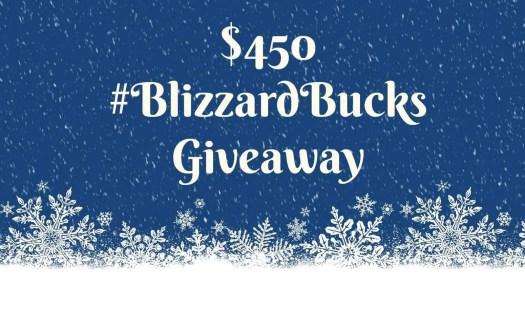 The Worldwide $450 #BlizzardBucks Cash Giveaway!!! — #BlizzardBucks Logo