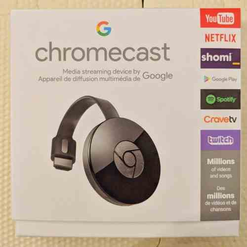 The Casey Palmer, Canadian Dad Christmas Gift Guide... for Grown-Ups! — Google Chromecast