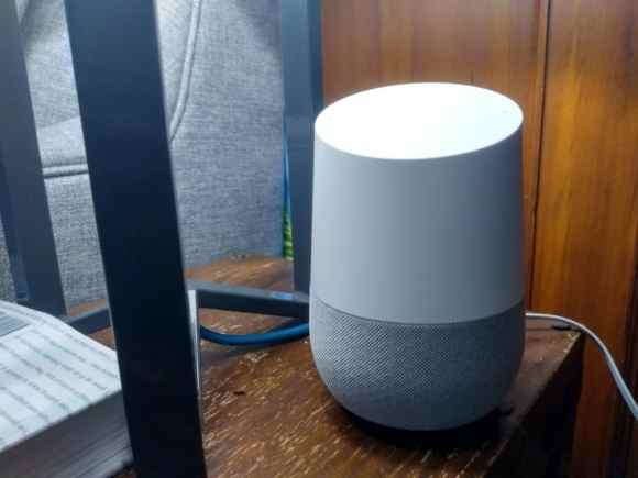The Casey Palmer, Canadian Dad Christmas Gift Guide... for Grown-Ups!—Google Home