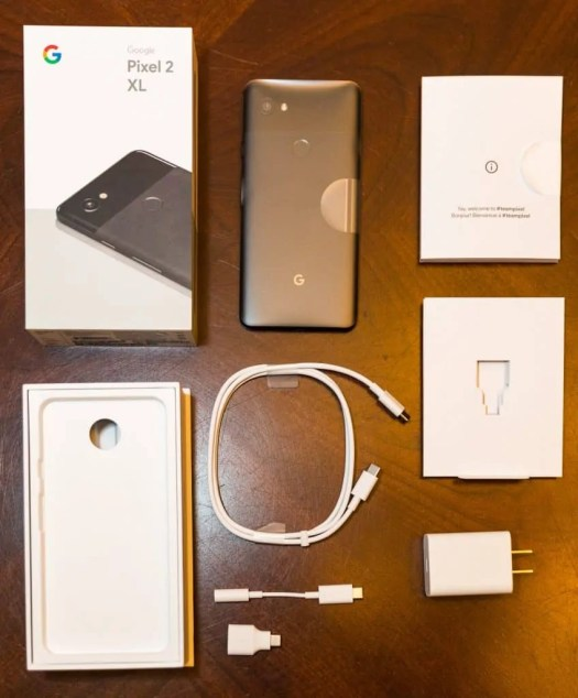 Why My Next Phone HAD to be a Pixel 2 XL — a Casey Palmer x TELUS Joint — What's in the Box