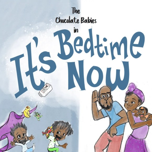 Quick Clips with Case P #0002 — Beleaf in Fatherhood and the Case for Positive Black Representation — It's Bedtime Now (Cover)