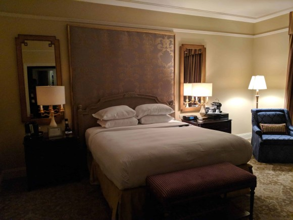 The Life and Times of Casey Palmer—The Road to Dad 2.0 and BEYOND.—My Room at the Ritz-Carlton v3