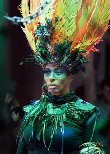 Brown Girl Begins — Telling Stories of Colour Sans Stereotypes — Shakura S'Aida as Mami