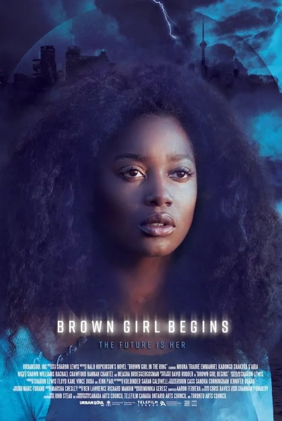 Brown Girl Begins—Telling Stories of Colour Sans Stereotypes—Theatrical Poster