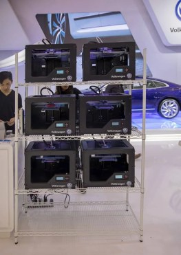 Leave All the Tongues Wagging with a Shiny Volkswagen! — 3D Printing Station