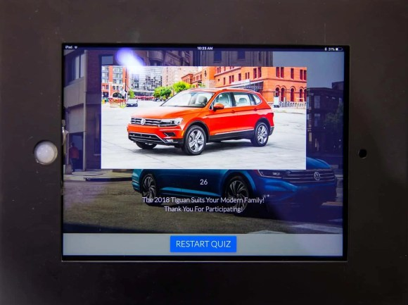 Leave All the Tongues Wagging with a Shiny Volkswagen!—VW Quiz Results—Tiguan
