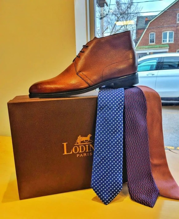 A Night Out at Creeds—Redefining My Adult Expectations—LodinG Shoes and Ties