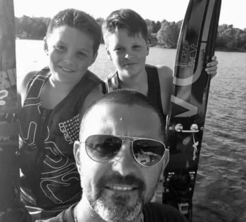 Casey Palmer Presents - An Evening with Yannick — Yannick and Sons with their Water Skis
