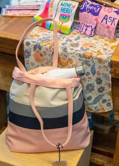 Hallmark Knows Moms — Why I'm Leaving Mother's Day to the EXPERTS. — Handbag, Water Bottle, Socks