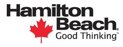 The Hamilton Beach Sound Shield 950 — The Perfect Blend to My Cooking Conventions! — Hamilton Beach Canada Logo