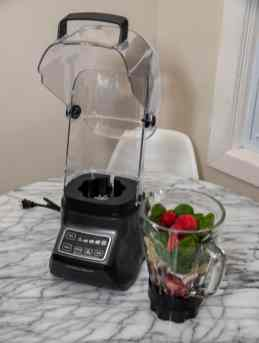 The Hamilton Beach Sound Shield 950 — The Perfect Blend to My Cooking Conventions! — The Shake Ready to Blend