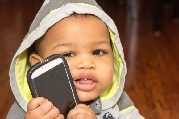 Get Phones and Accessories in One Pop at the PC Mobile Shop!—Even Babies Love Phones