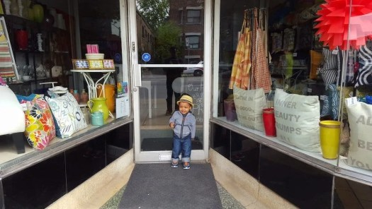 This IS Toronto. What Do We DO About It? — Baby Palmer on the Danforth