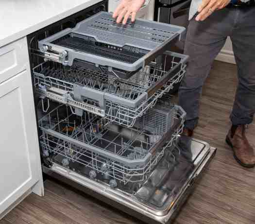 Making Kitchen Chores a BREEZE with the Power of LG! — The LG QuadWash Steam Dishwasher Racks