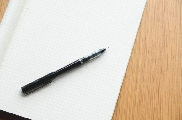 Blogging's Not Dead, The Game's Just CHANGED.—A Notepad and Pen for Writing
