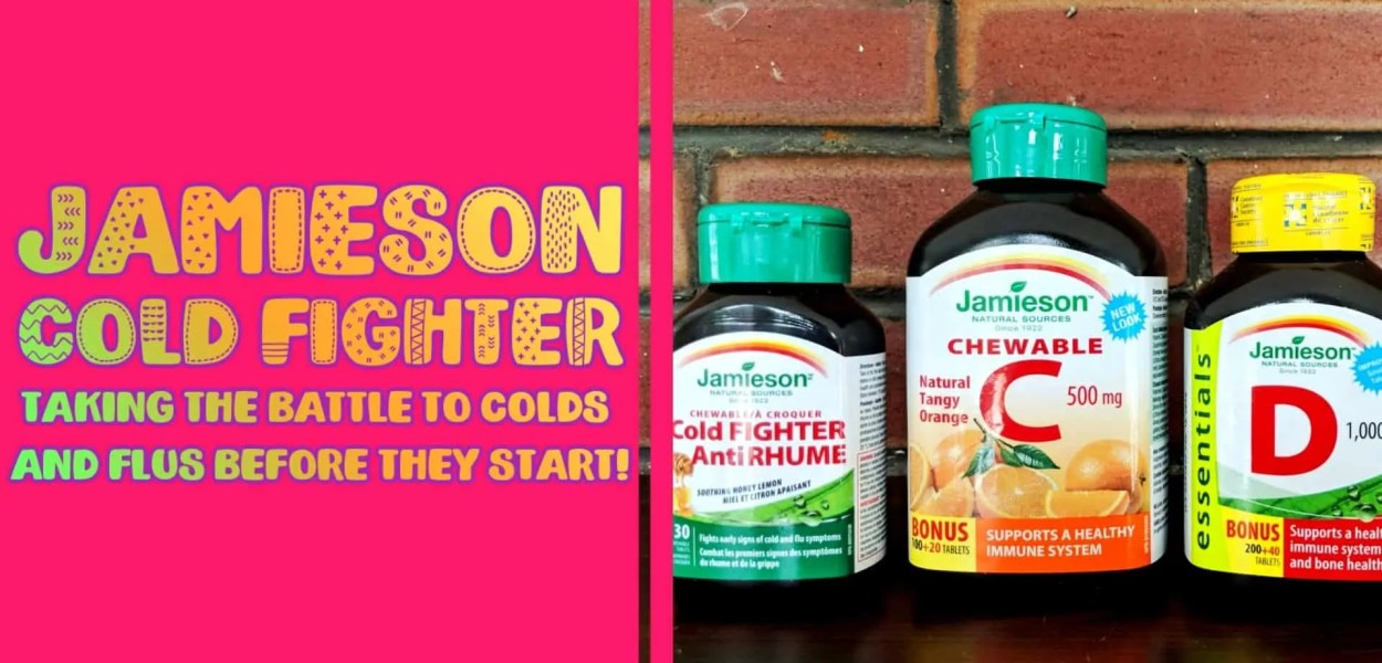 Jamieson Cold Fighter — Taking the Battle to Colds and Flus BEFORE They Start! (Featured Image)