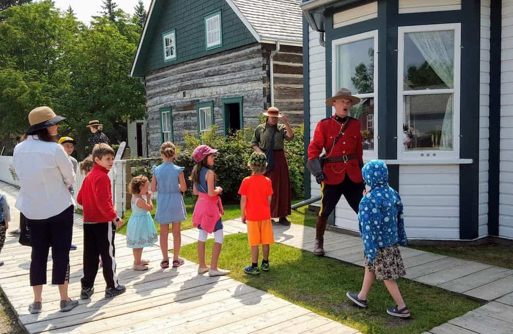 Calgary 101 — The City that's More than Just the Stampede! — Heritage Park