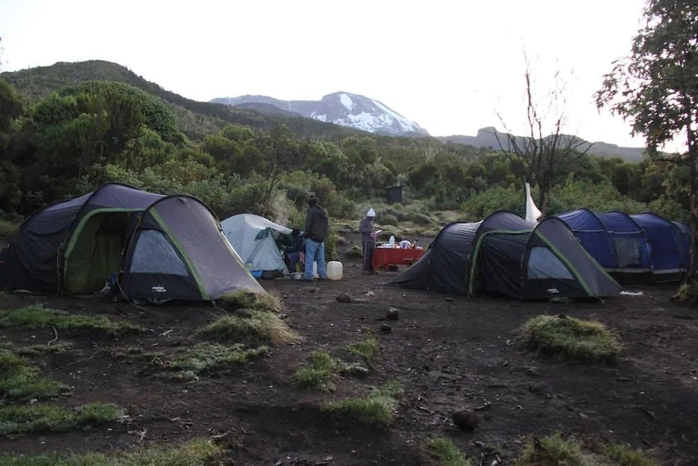For the Love of Camping, Part Two — A Man and the Mountain that CHANGED Him. — Camping on Mount Kilimanjaro