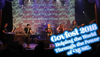 Govfest 2018 — Helping the World Through the Power of MUSIC. (Featured Image)