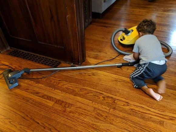 The 2019 200 — Because if YOU Don't Get it Done, Who Will? — The Wee Palmer with a Miele