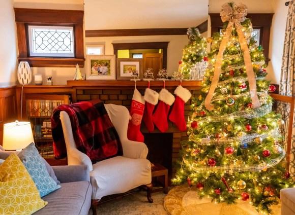 Palmer Family Living Room