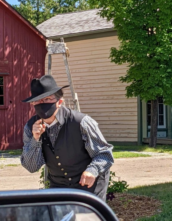 Pickering Museum Village | Character Actor
