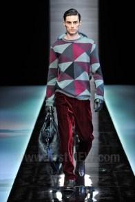 Armani Menswear fall winter 2013 _ Milan january 2013