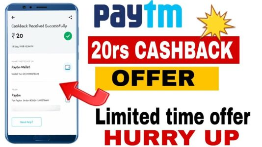 [Working] Give Missed Call & Get ₹20 FREE PayTM Cash Now