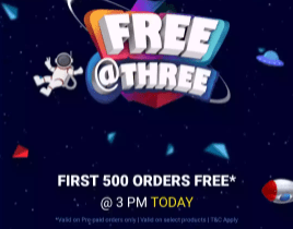 FirstCry 9 June Offer