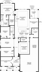 DR Horton Floorplans