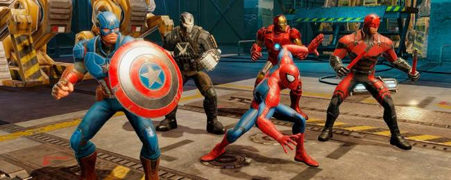 mejor app Marvel strike