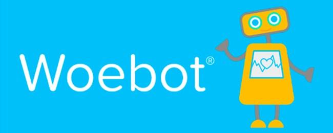 mejor app Woebot