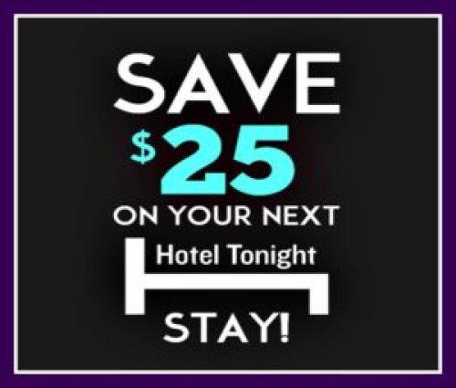 hoteltonight code