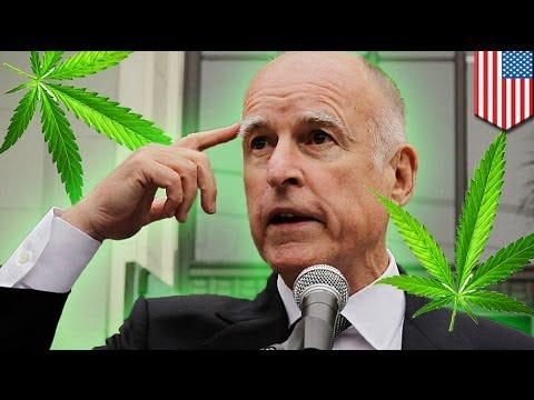 California Governor Says the State Could Receive over $600 Million Tax from Recreational Cannabis