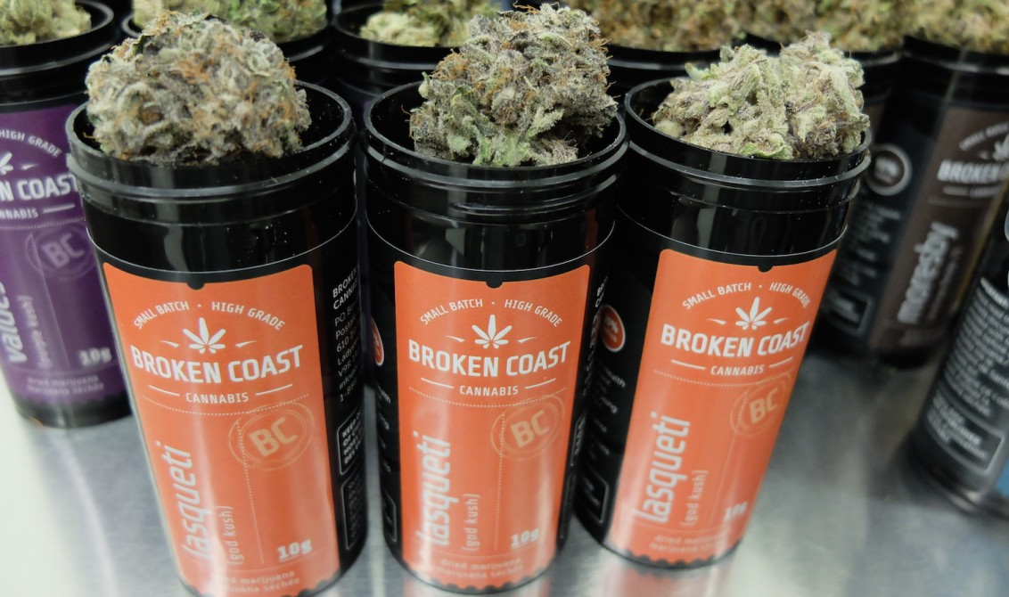 Aphria's Subsidiary Broken Coast Cannabis Doubles its Production Capacity