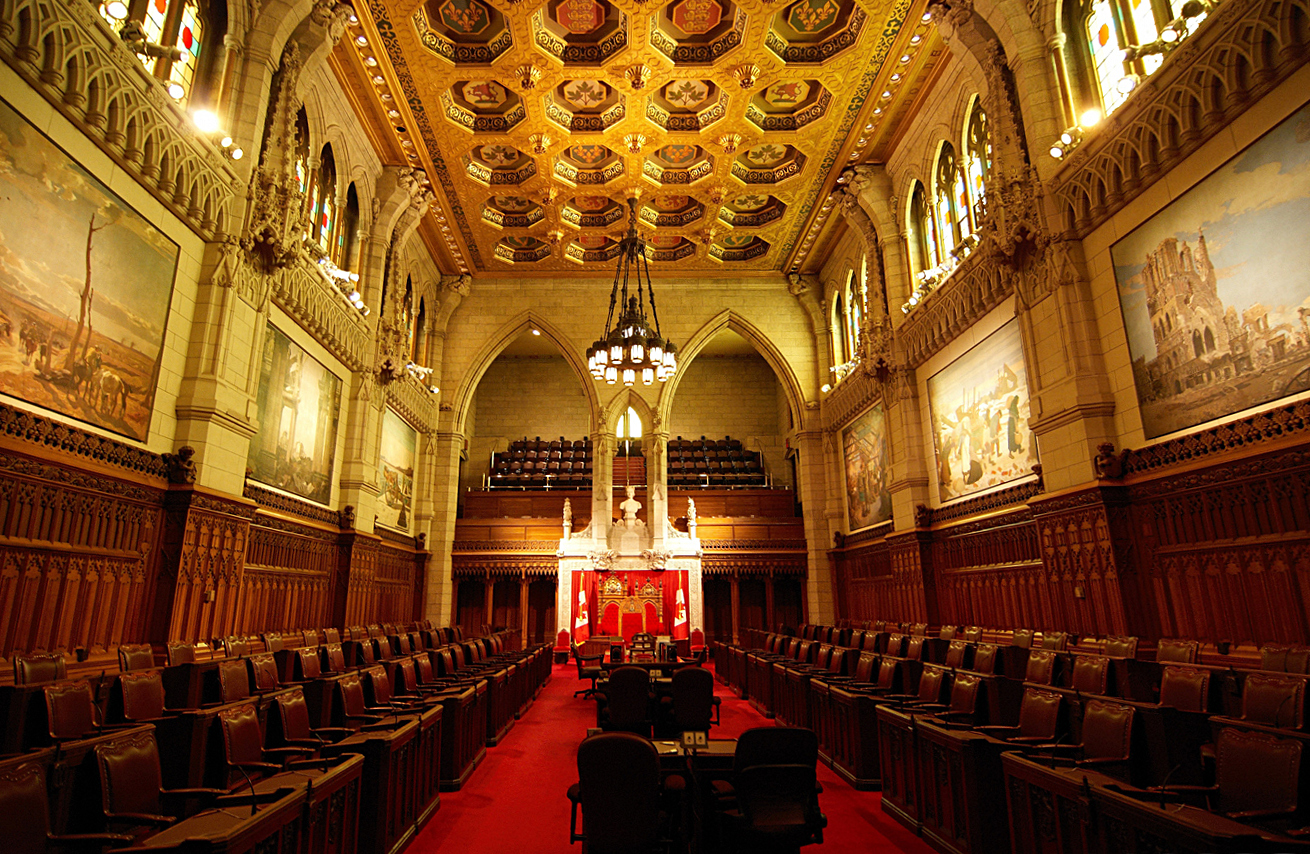 Canadian Senate to Vote on Recreational Cannabis This Week