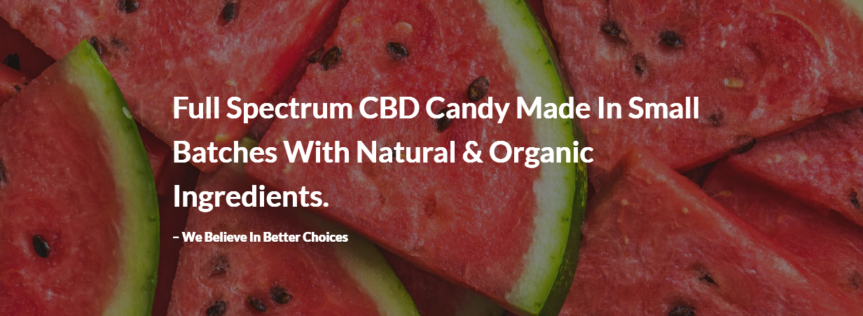 Check Out Candy Head CBD Edibles During American Heart Month