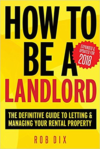 Book - How to be a Landlord - Cashflow Cop Police Financial Independence Blog
