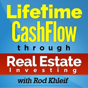 Podcast - Lifetime Cashflow Through Real Estate Investing - Cashflow Cop Police Financial Independence Blog