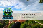 Our Numbers - Tax Year 2016/2017
