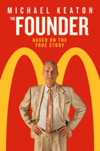 The Founder - McDonald's - Cashflow Cop Police Financial Independence