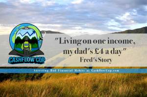 Humans of FI - Story 4 - Fred's Story - Cashflow Cop Police Financial Independence
