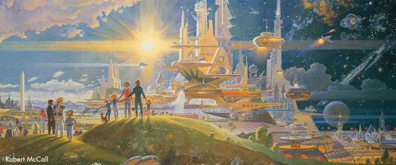 Utopia - Robert McCall - Cashflow Cop Police Financial Independence