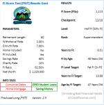 Wealthy Nickel- FI-Score-Test 19/07/19 - Cashflow Cop Police Financial Independence