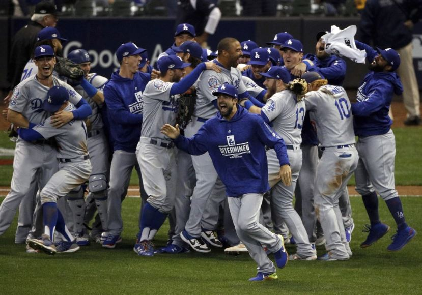 Dodgers Defeat Brewers